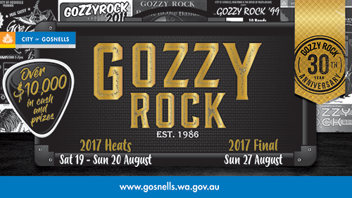 Gozzy Rock 2017